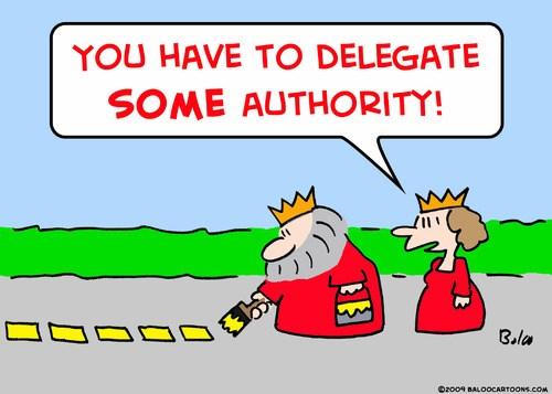 delegate-funny