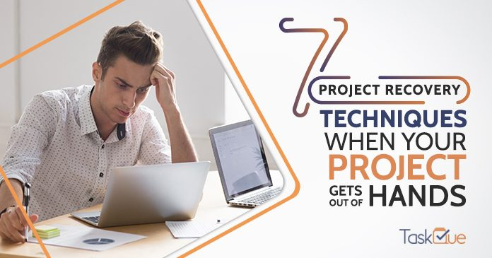 Project Recovery techniques