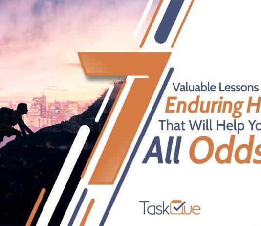 Enduring Hardships