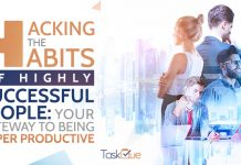 Hacking habits of successful people