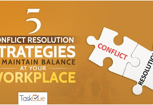 Conflict Resolution Strategies in the workplace