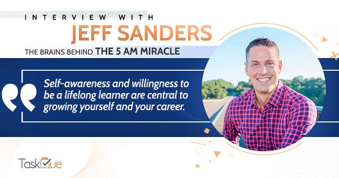 Jeff Sanders Interview