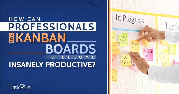 Kanban boards