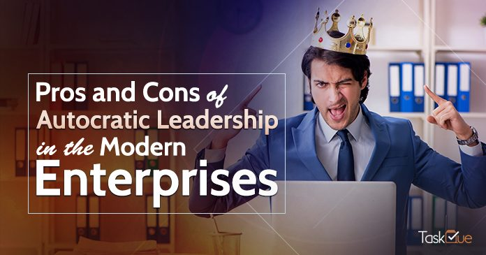 What Is Autocratic Leadership Pros And Cons Of Autocratic Leadership