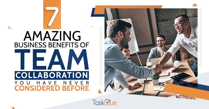 Benefits of Team Collaboration
